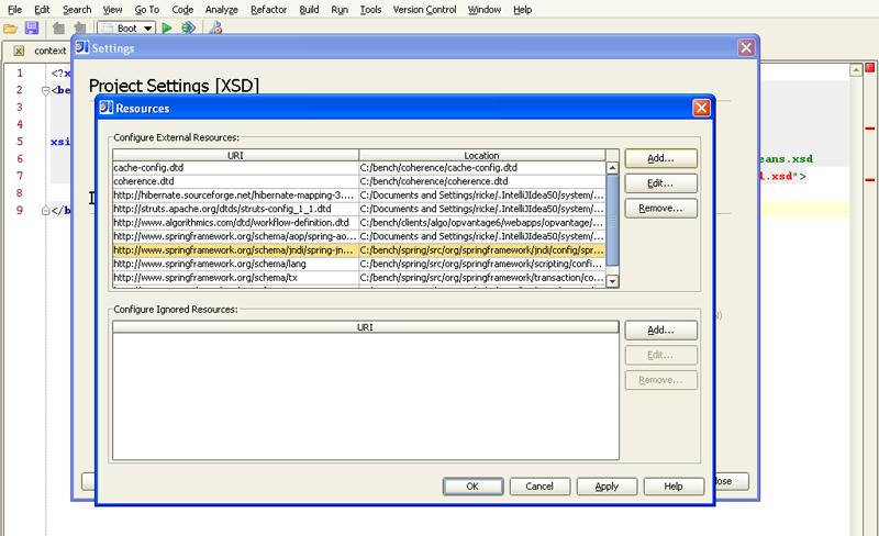 spring listitemreader example